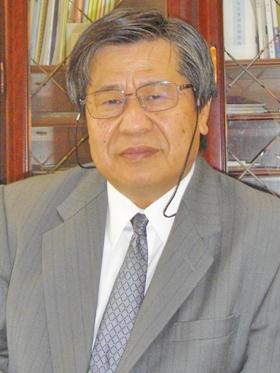 鈴木 昇 センター長