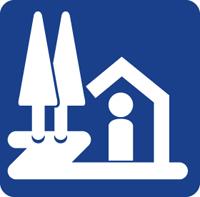 「道の駅」のシンボルマーク