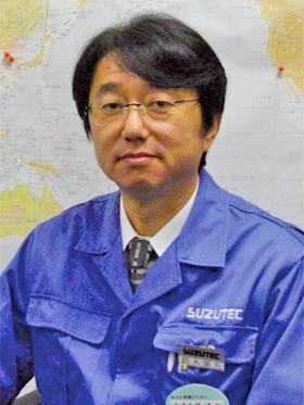 鈴木 康夫 社長